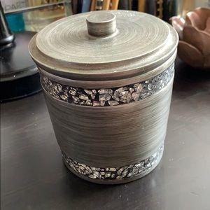Other - Vanity or Bathroom Counter Jar